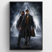 Fantastic Beasts The Crimes Of Grindelwald (Newt & Dumbledore) Plakat