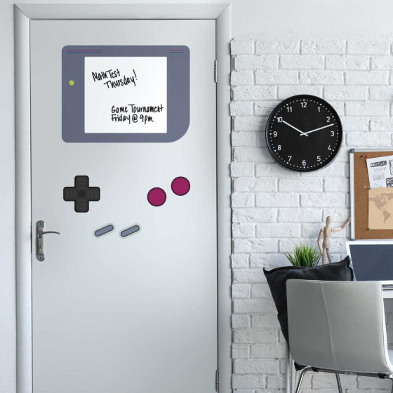 Game Boy wallsticker