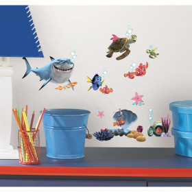 Find Nemo - Pakke wallsticker