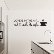 Love is in the air - Coffee