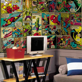 Marvel - XXL wallsticker