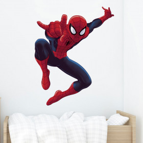 Spiderman wallsticker