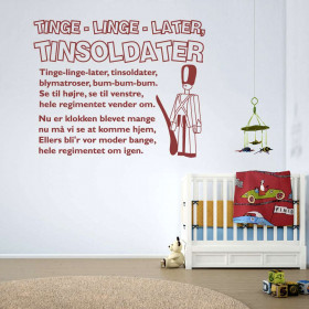 tinge linge later wallsticker wallsticker