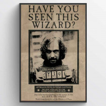 Harry Potter (Wanted Sirius Black) Plakat