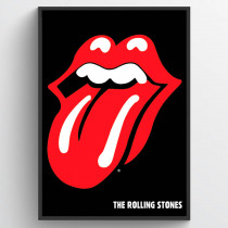 The Rolling Stones Plakat