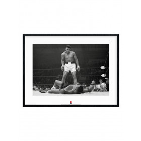 Muhammad Ali (v Liston) Plakat wallsticker