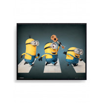 Minions - Abbey Road Plakat