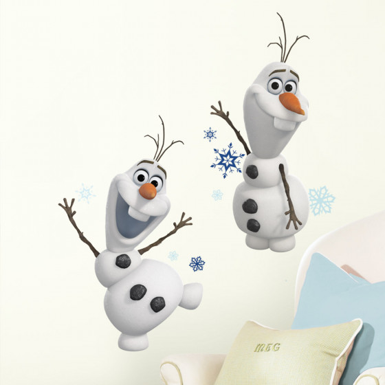 Frost - Olaf wallsticker