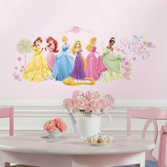 Disney Princess #3 wallsticker