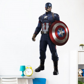 Captain America - Civil War wallsticker